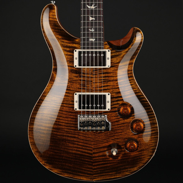 PRS DGT with Birds in Yellow Tiger #0297061