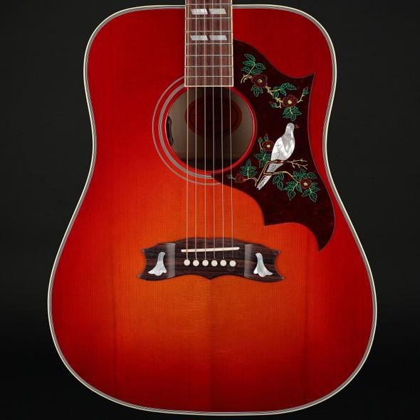Gibson Frank Hannon Love Dove in Vintage Cherry Sunburst #20690030