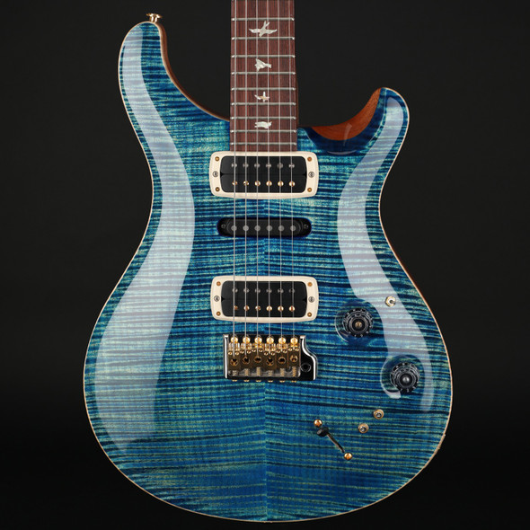 PRS Experience Modern Eagle V Limited 10 Top in River Blue #0301123