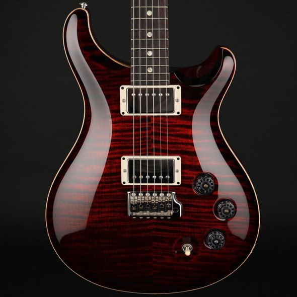 PRS DGT in Fire Red Burst with Moons #0298853
