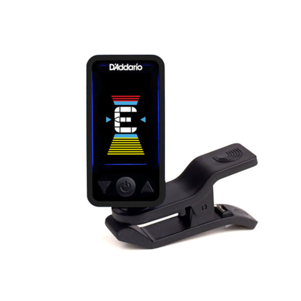 D'Addario Eclipse Headstock Tuner in Black