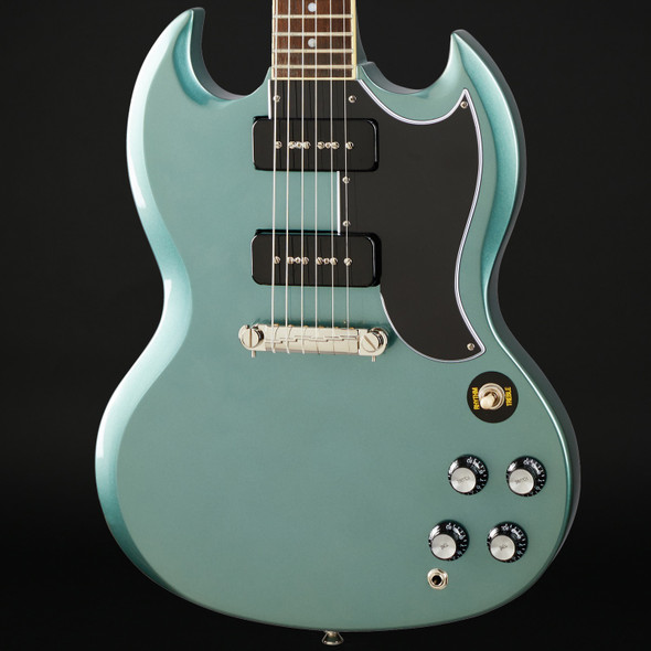 Epiphone SG Special P-90 in Faded Pelham Blue