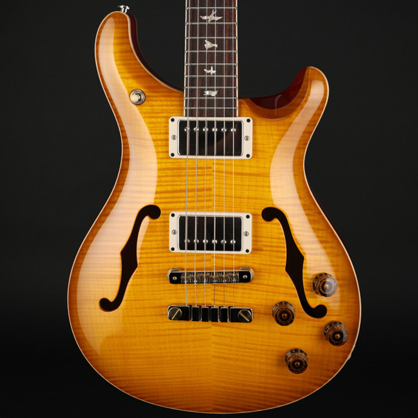 PRS McCarty 594 Hollowbody II in McCarty Sunburst #0304553