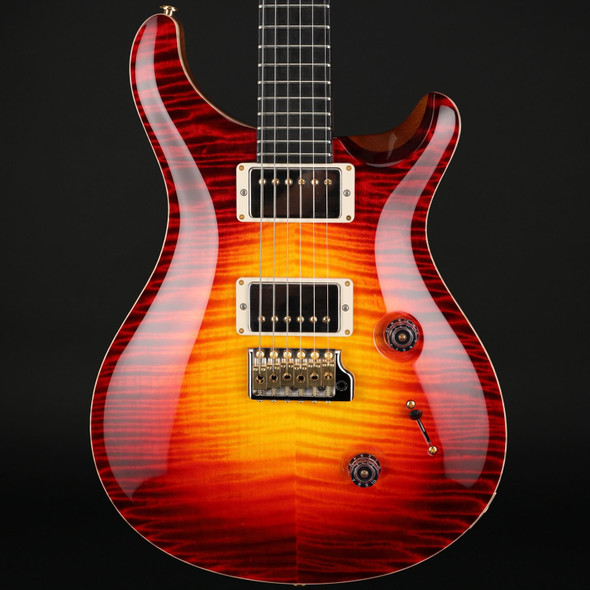 PRS Private Stock Custom 24 Chesapeake Bay in Dragon's Breath Glow PS#8678