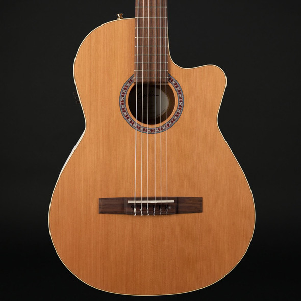 Godin Concert CW QIT Electro Classical in Natural