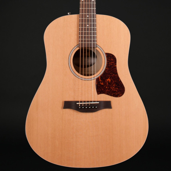 Seagull S6 Cedar Original Slim Acoustic in Natural Semi-Gloss