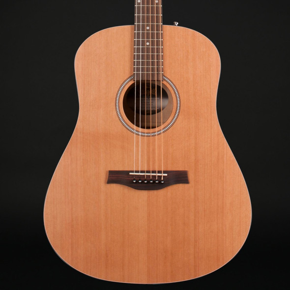 Seagull S6 Original Acoustic Left-Handed in Natural Semi-Gloss
