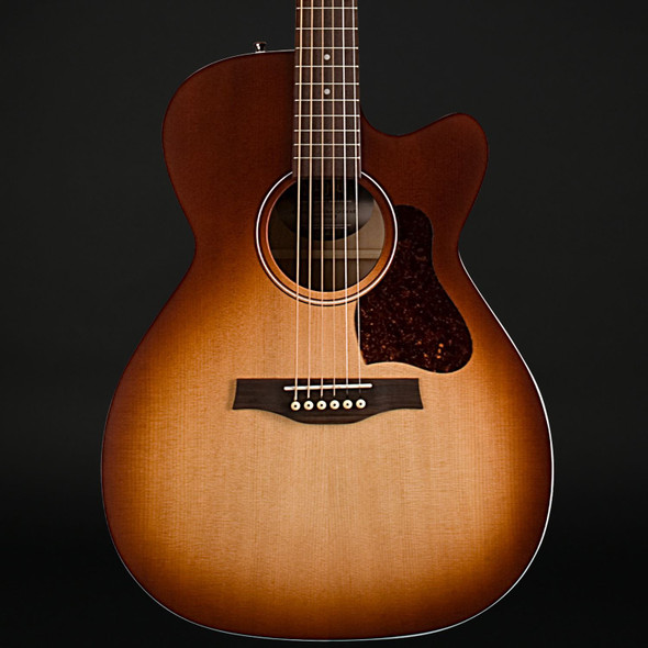 Seagull Entourage Concert Hall Cutaway Electro Acoustic in Autumn Burst