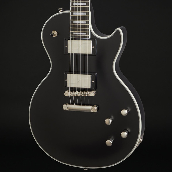 Epiphone Les Paul Prophecy in Black Aged Gloss