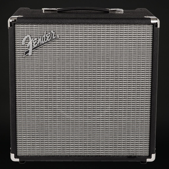 Fender Rumble 40 (V3) Bass Amp in Black/Silver