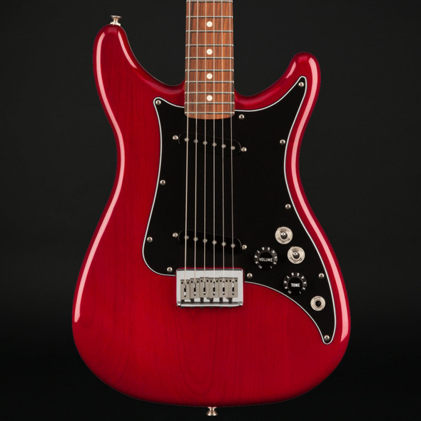 Fender Player Lead II, Pau Ferro Fingerboard in Crimson Red Transparent #MX19197256