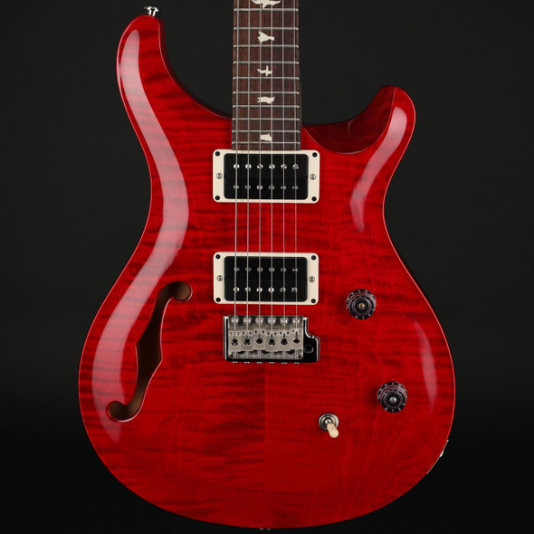 PRS CE24 Semi-Hollow in Scarlet Red #0294898