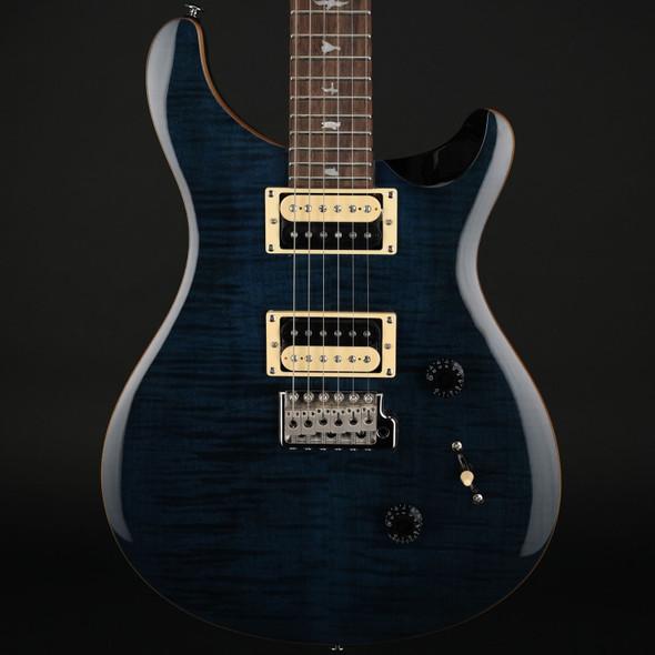 PRS SE Custom 24 in Whale Blue #C37149
