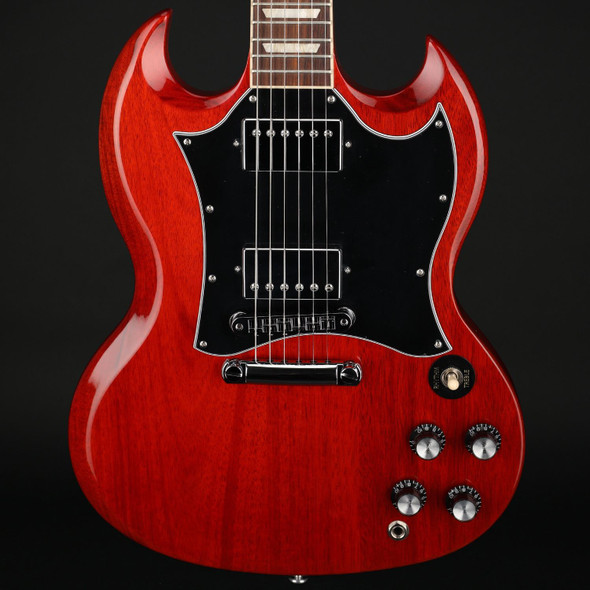 Gibson SG Standard in Heritage Cherry #224800081