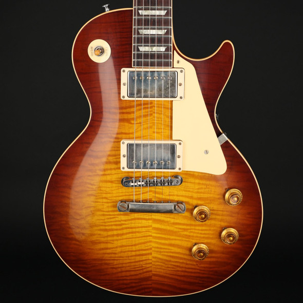 Gibson Custom Shop '59 Les Paul Standard Reissue VOS in Iced Tea #901192