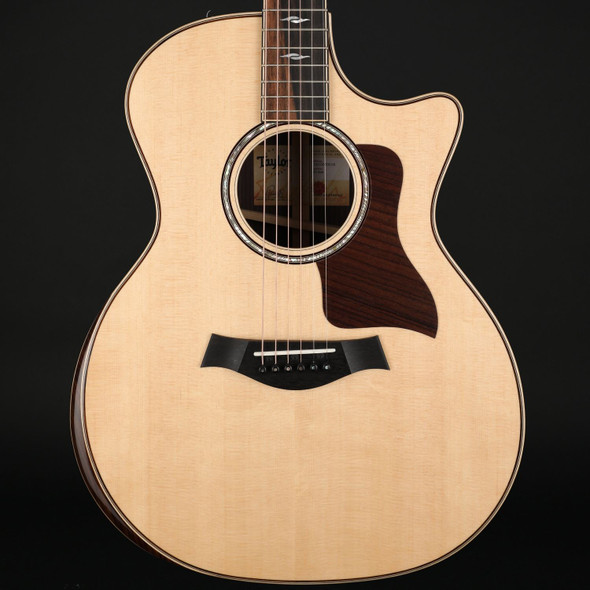 Taylor 814ce V-Class with Armrest Grand Auditorium Cutaway, ES2 with Case #1210060016
