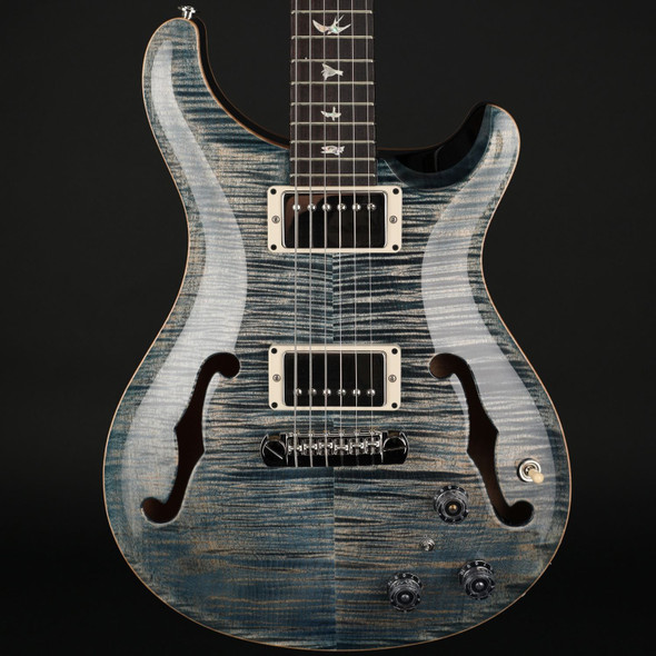 PRS Hollowbody II Piezo in Faded Whale Blue with 58/15 Pickups #0305676