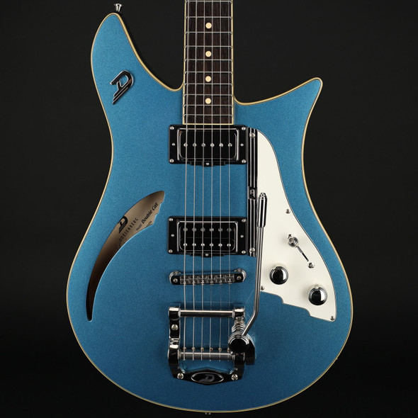 Duesenberg Double Cat in Catalina Blue with Case