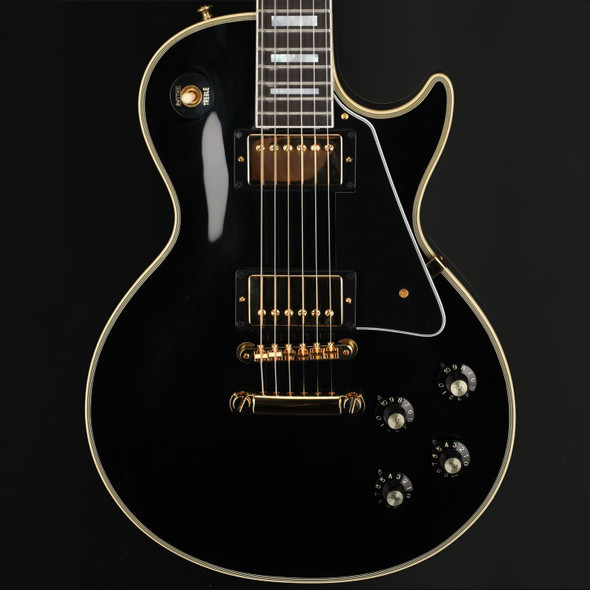 Gibson Custom Shop '68 Les Paul Custom in Ebony Gloss #000858