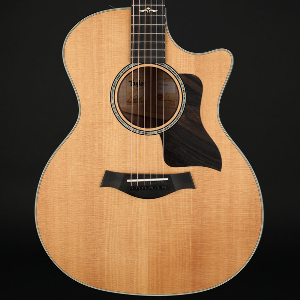 Taylor 614ce V-Class  Maple/Spruce Grand Auditorium Cutaway, ES2 with Case #1208260023