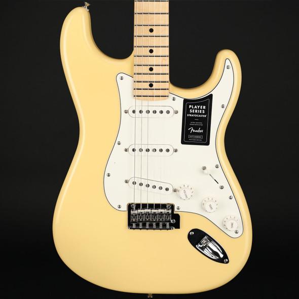 Fender Player Stratocaster, Maple Fingerboard in Buttercream