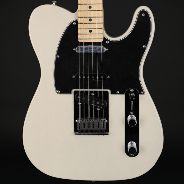 Fender Deluxe Nashville Telecaster, Maple Fingerboard in White Blonde