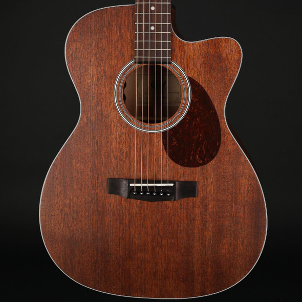 Cort AS OC4 Open Pore All Solid Mahogany Electro Acoustic with Case