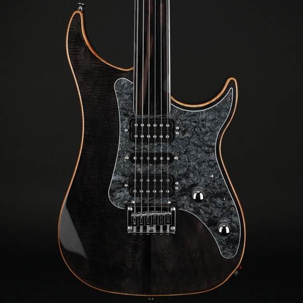Vigier Excalibur Surfreter Special HSH in Black Diamond with Gig Bag #210057