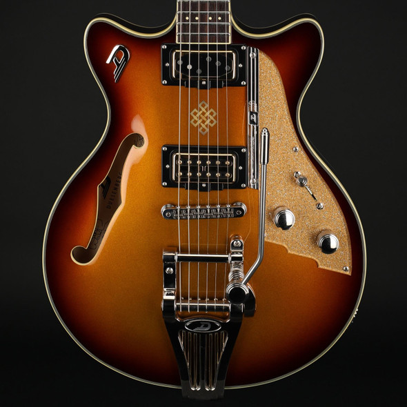 Duesenberg Alliance Series Joe Walsh Signature Model in Gold Burst with Case - Pre-Owned