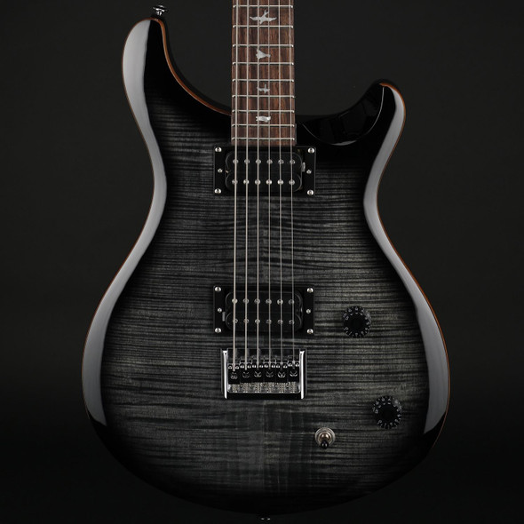 PRS SE 277 in Charcoal Burst with Gig Bag #C55857