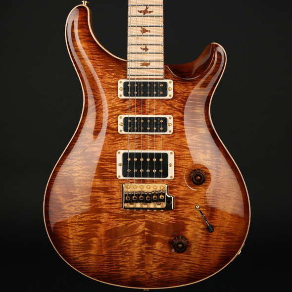 PRS Private Stock Studio in Natural Smoked Burst #6148 - Pre-Owned