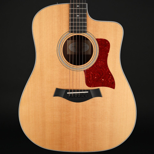 Taylor 210ce DLX Deluxe Dreadnought Cutaway, ES2 with Case - Pre-Owned