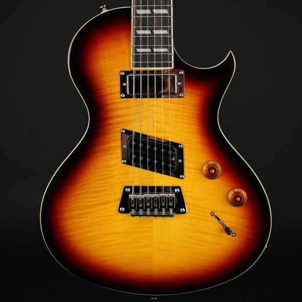 Epiphone Nancy Wilson Fanatic Outfit in Fireburst with Case