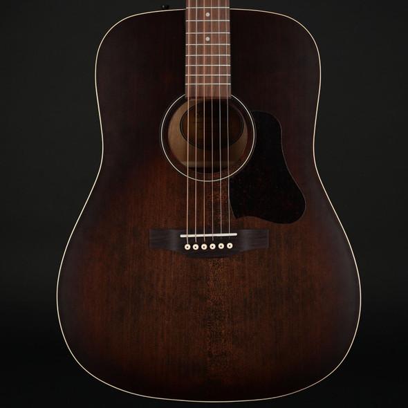 Art & Lutherie Americana Dreadnought Acoustic Guitar in Bourbon Burst