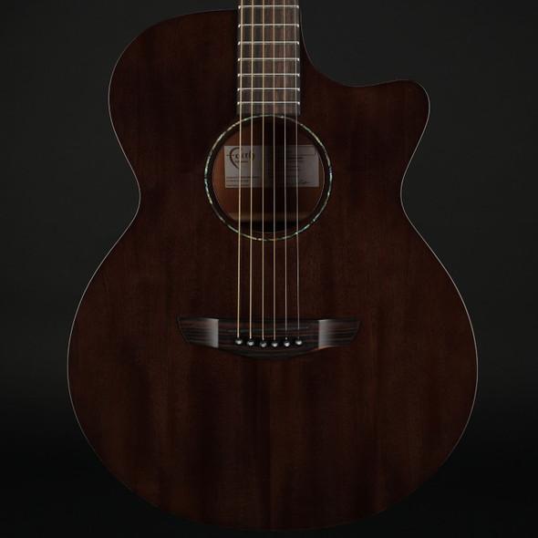 Faith Nexus Venus All Mahogany Electro Acoustic in Copper Black with Gig Bag