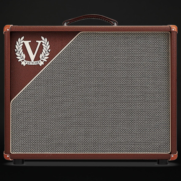 Victory VC35 The Copper Deluxe 1x12 EL84 Valve Combo