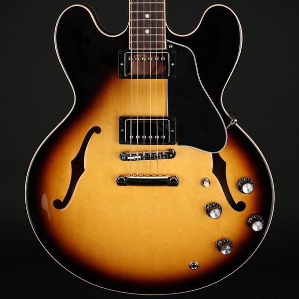 Gibson ES-335 in Vintage Burst #210410260