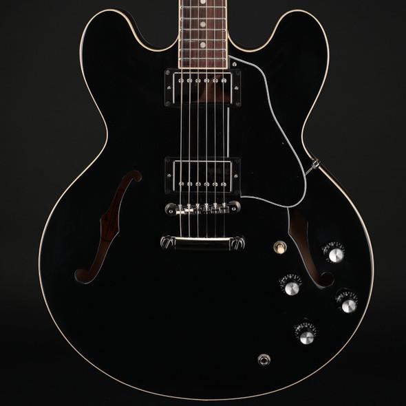 Gibson ES-335 in Vintage Ebony #201510193