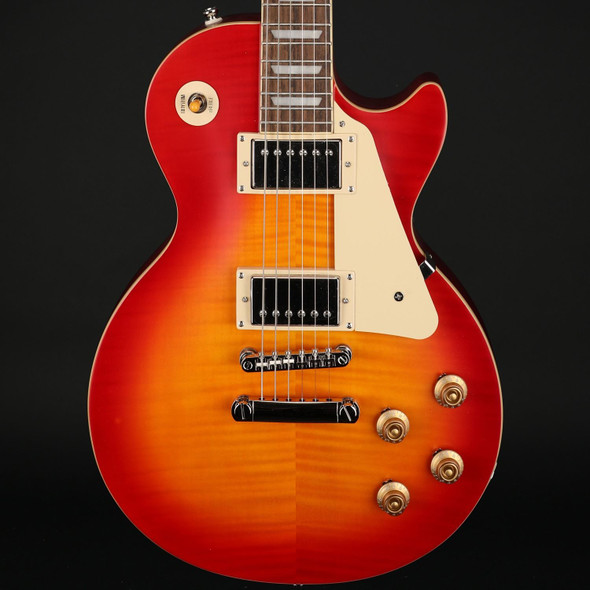 Epiphone 1959 Les Paul Standard in Aged Dark Cherry Burst with Case #21021526863