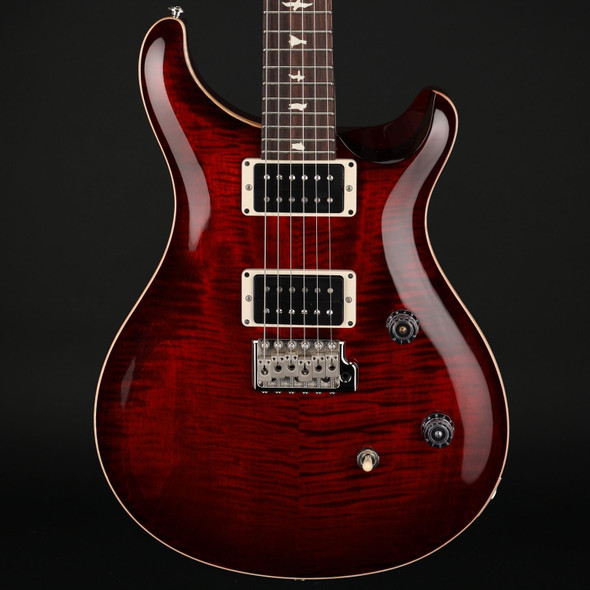 PRS CE24 in Fire Red Burst #0322960