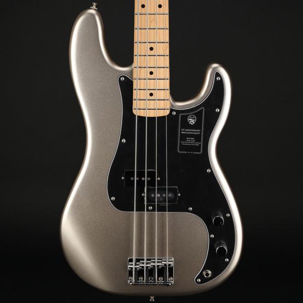 Fender 75th Anniversary Precision Bass, Maple Fingerboard, Diamond Anniversary #MX20187764