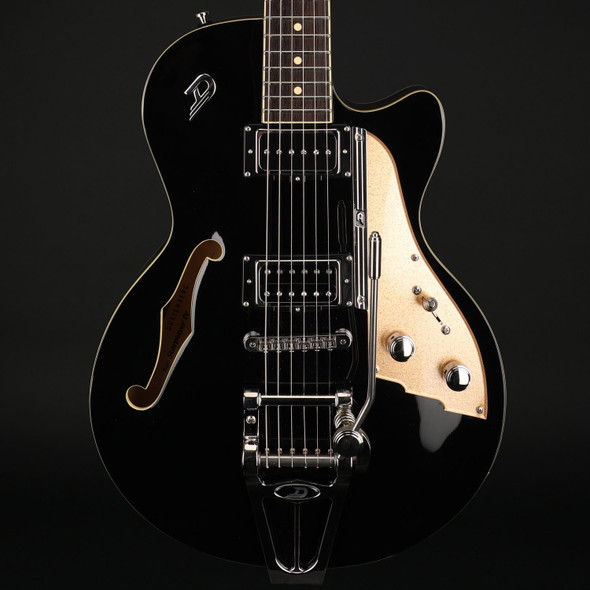 Duesenberg Starplayer TV in Black with Case #201553 - Pre-Owned