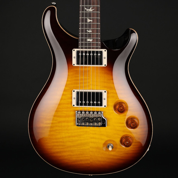 PRS DGT with Birds in McCarty Tobacco Sunburst #0291232 - Pre-Owned