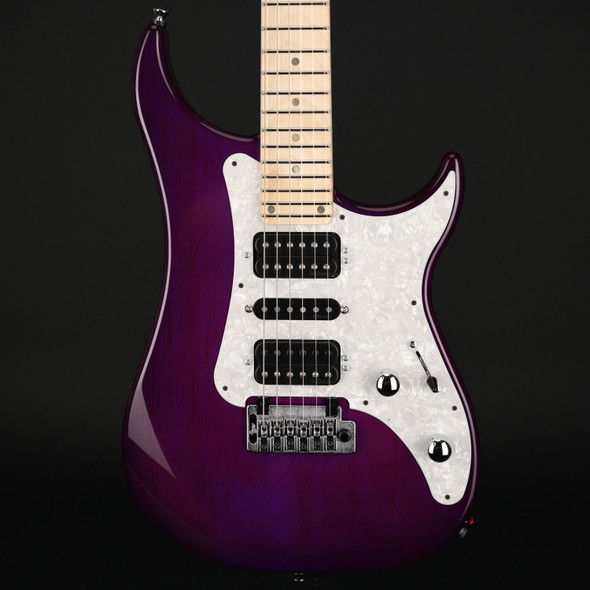 Vigier Excalibur Supra HSH, Maple in Clear Purple with Gig Bag #210161