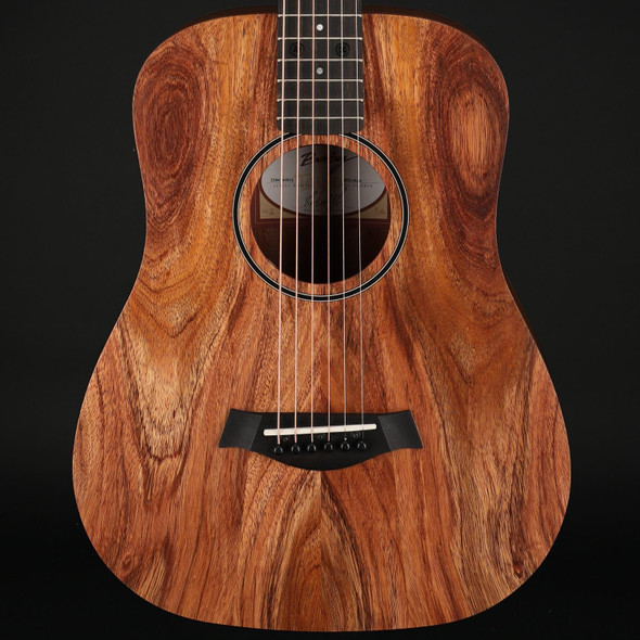 Taylor BTe-Koa All Koa Baby Taylor Electro Acoustic Travel Guitar with Gigbag #2204241016
