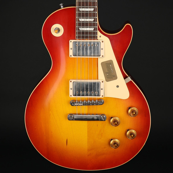 Gibson Custom Shop '58 Les Paul Standard VOS in Washed Cherry #87168 - Pre-Owned