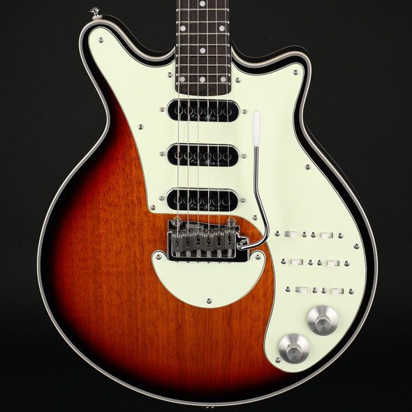 Brian May Guitars Special Limited Edition in 3-Tone Sunburst #BHM201805 - Pre-Owned