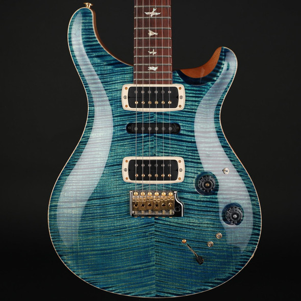 PRS Experience Modern Eagle V Limited 10 Top in River Blue #0300204 - Pre-Owned