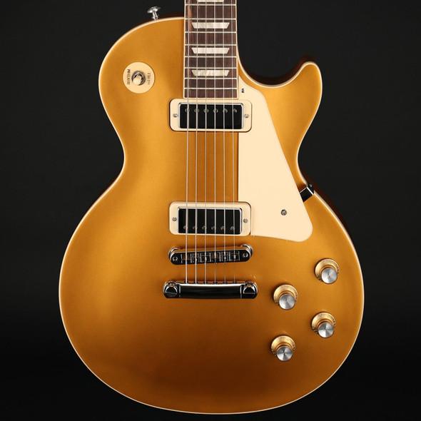 Gibson Les Paul Deluxe 70s Goldtop #216810228
