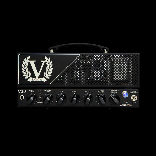 Victory V30H The Countess 6L6 Valve Head